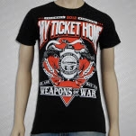 My Ticket Home Weapons Black T-Shirt