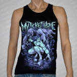 official My Ticket Home Werewolf Black Tank Top