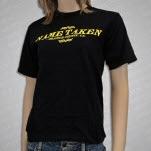 Name Taken Orange County Black T-Shirt