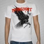 Naysayer No Remorse Eagle White T-Shirt