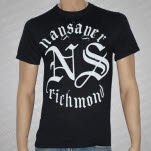 Naysayer Worlds Demise Black T-Shirt