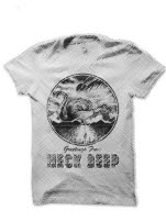 Neck Deep Greetings From Neck Deep White T-Shirt
