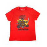 New Teenage Mutant Ninja Turtles Red Shellheads T-Shirt