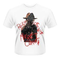 Nightmare On Elm Street A Ready Or Not T-Shirt