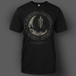 Nightmares Moon Black T-Shirt