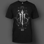 Nightmares The Giving Tree Black T-Shirt