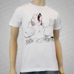 Nik Cooper Bear White T-Shirt