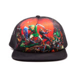 Nintendo Zelda Ocarina Of Time Trucker Snap Back