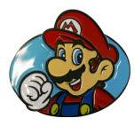 Nintendo Mario Buckle