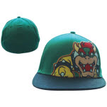 Nintendo Green Bowser Cap
