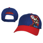 Nintendo Super Mario Adjustable Cap
