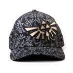 Nintendo Black Flex Zelda Logo Cap