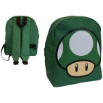 Nintendo Green Mushroom Mini Back Pack Mini Backpack