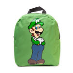 Nintendo Green Luigi Mini Back Pack Mini Backpack
