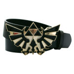 Nintendo Belt Zelda Golden Buckle