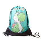 Nintendo Yoshi Mesh Gym Bag Bag