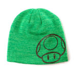 Nintendo Mushroom Green Beanie