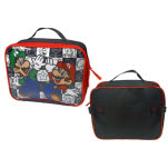 Nintendo Black White Mario Luigi Lunch Bag Lunch bags