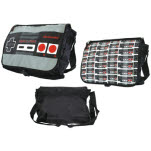 Nintendo Reversible Flap Messenger Bag Messenger Bag