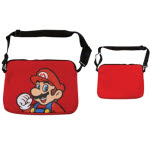 Nintendo Red Mario Print Laptop Bag Bag