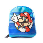 Nintendo Mario Blue Mini Bag Mini Backpack
