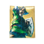 Nintendo Zelda Golden Bifold Photo Print Wallet