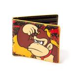 Nintendo Donkey Kong Printed Bifold Wallet