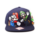Nintendo Super Mario Snap Back