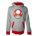 Nintendo Mushroom Hoodie