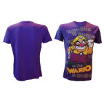Nintendo Purple Wario T-Shirt