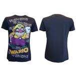 Nintendo Black Wario T-Shirt