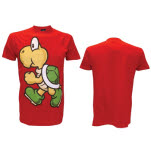 Nintendo Bright Red Koopa T-Shirt