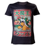 Nintendo Black Bowser Kanji T-Shirt