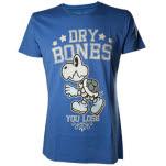 Nintendo Blue Shirt Dry Bones T-Shirt