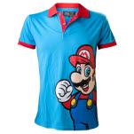 Nintendo Mario Polo Polo T-Shirt