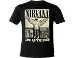 Nirvana Astro Arena T-Shirt