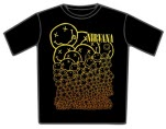Nirvana Smile Pattern T-Shirt