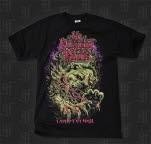 No Bragging Rights Revenge Black T-Shirt