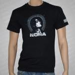 Nora Dreamers Black T-Shirt