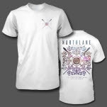 Northlane Aspire White T-Shirt