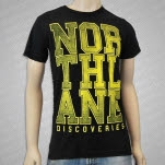 official Northlane Discoveries Black T-Shirt