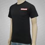Northlane Red Pocket Black T-Shirt