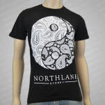 Northlane Yin Yang Black T-Shirt
