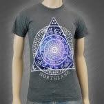 Northlane Zodiak Heather Charcoal T-Shirt