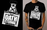 Oath Eternal Briefcase Black T-Shirt