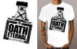 Oath Eternal Briefcase White T-Shirt