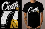 Oath Eternal Some Things Are Forever Black T-Shirt