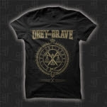 Obey The Brave Ups T-Shirt
