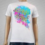 Oceana 80s White T-Shirt