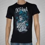 official Oceana Armor Black T-Shirt